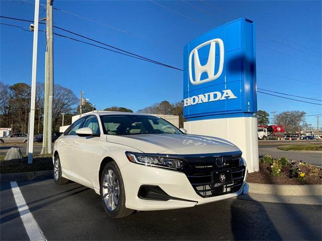 new 2021 Honda Accord car