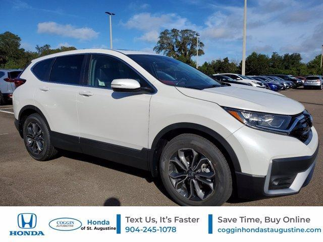 new 2020 Honda CR-V car, priced at $29,418