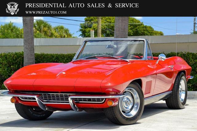 used 1967 Chevrolet Corvette car