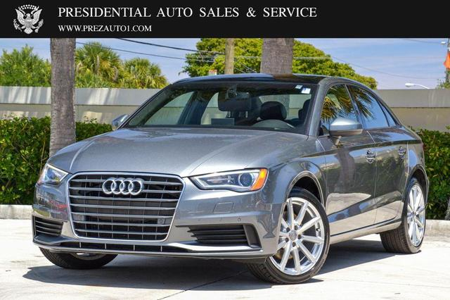 used 2016 Audi A3 car, priced at $21,995