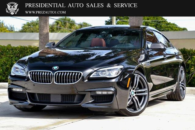 used 2018 BMW 640 Gran Coupe car, priced at $47,995