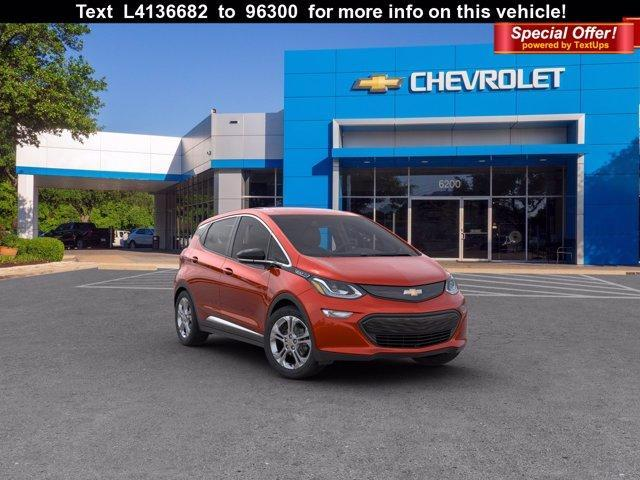 new 2020 Chevrolet Bolt EV car, priced at $26,715