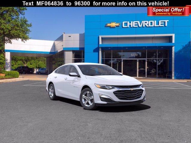 new 2021 Chevrolet Malibu car, priced at $22,590