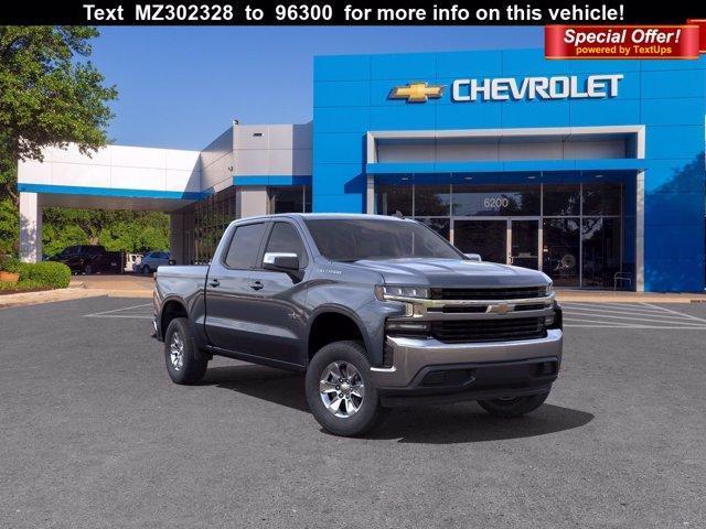 new 2021 Chevrolet Silverado 1500 car, priced at $43,040