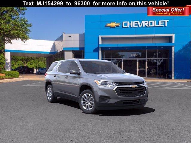 new 2021 Chevrolet Traverse car