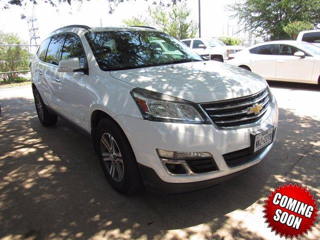 used 2016 Chevrolet Traverse car, priced at $19,991