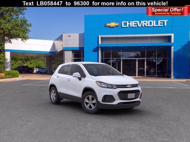 new 2020 Chevrolet Trax car