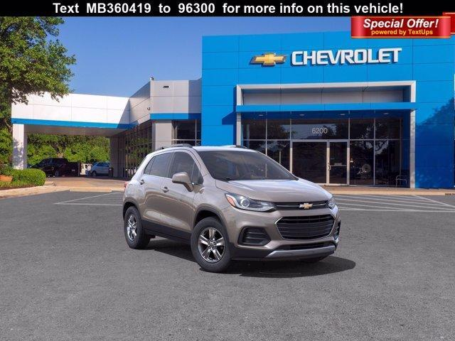 new 2021 Chevrolet Trax car, priced at $21,864