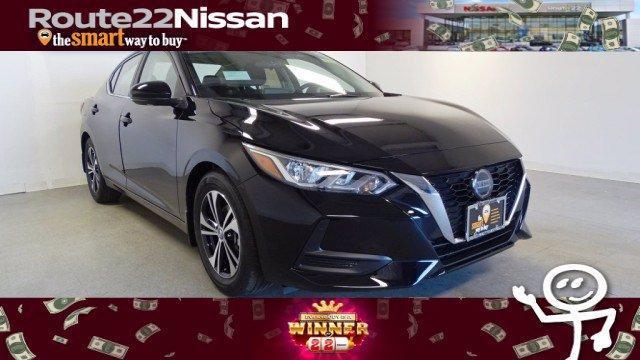 new 2021 Nissan Sentra car