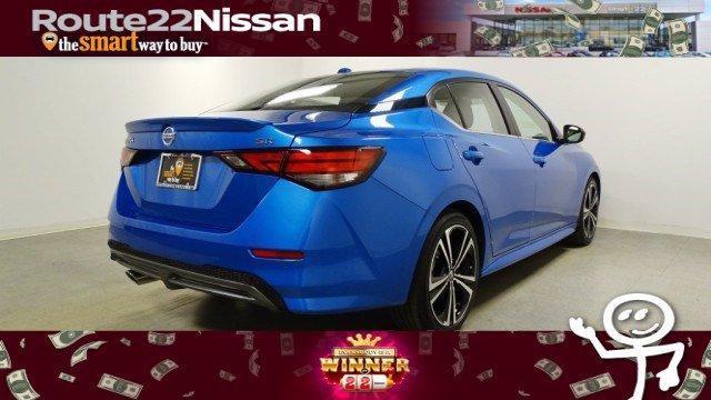new 2021 Nissan Sentra car, priced at $23,045