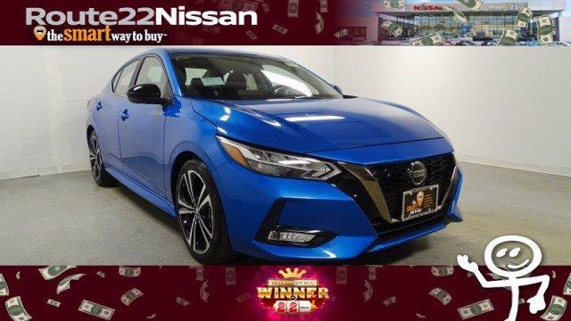new 2021 Nissan Sentra car, priced at $23,045