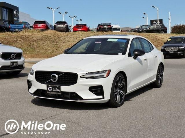 new 2021 Volvo S60 car, priced at $45,270