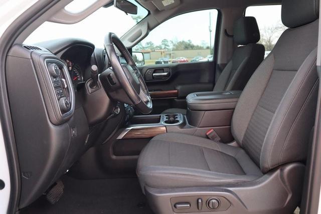 used 2019 Chevrolet Silverado 1500 car, priced at $46,498