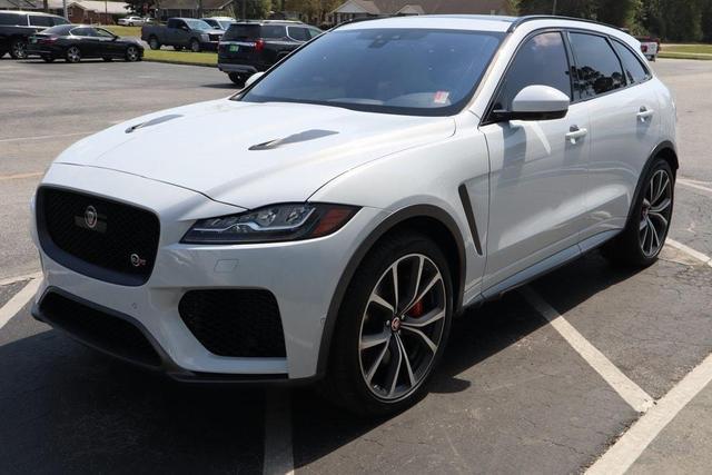 used 2020 Jaguar F-PACE car, priced at $86,000