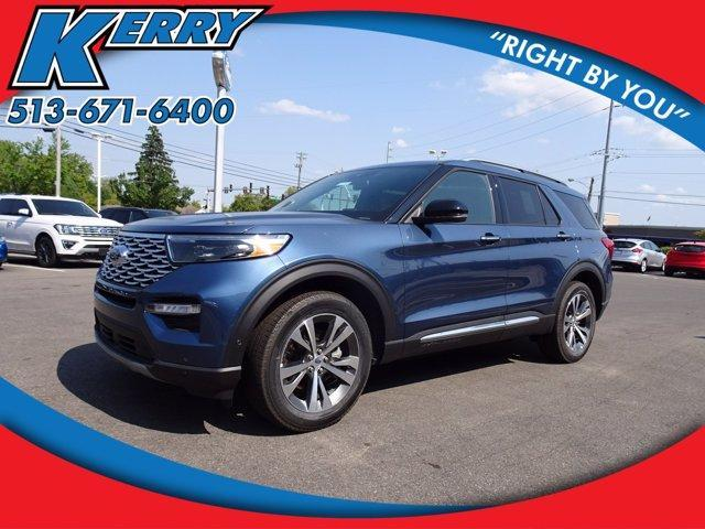 new 2020 Ford Explorer car, priced at $55,929