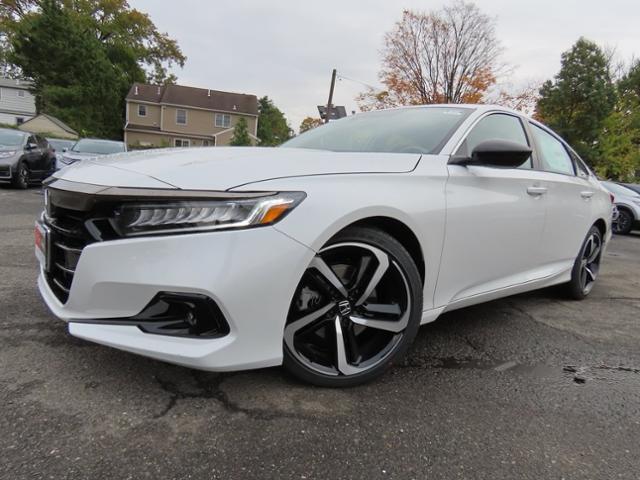 new 2021 Honda Accord car, priced at $30,070