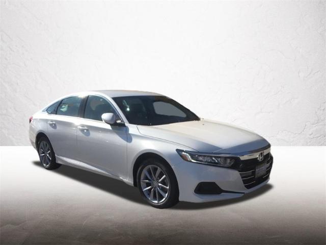 new 2021 Honda Accord car, priced at $25,620