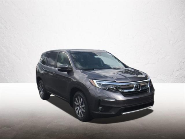 new 2021 Honda Pilot car, priced at $39,480