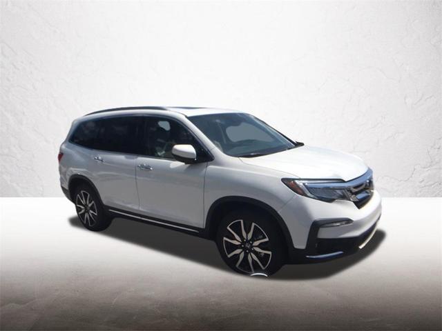 new 2021 Honda Pilot car, priced at $44,435