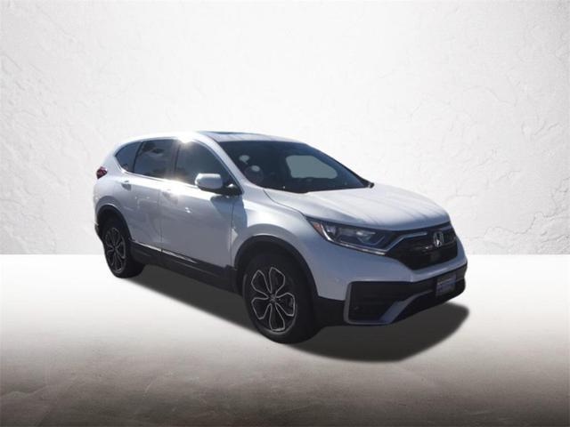 new 2021 Honda CR-V car, priced at $29,375
