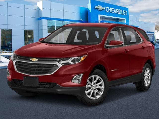 new 2021 Chevrolet Equinox car, priced at $29,921