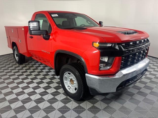 new 2020 Chevrolet Silverado 2500 car, priced at $42,350