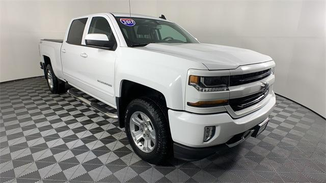 used 2017 Chevrolet Silverado 1500 car, priced at $31,754