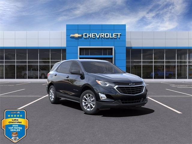 new 2021 Chevrolet Equinox car, priced at $28,380