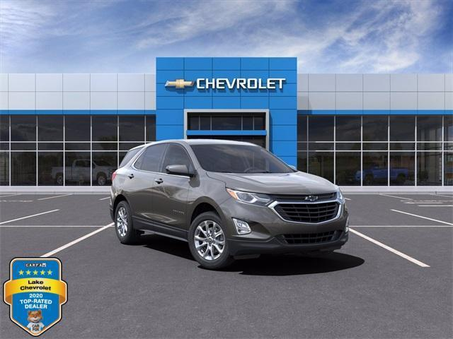 new 2021 Chevrolet Equinox car, priced at $33,285