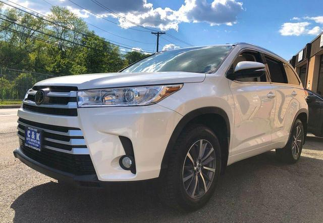 used 2018 Toyota Highlander car, priced at $26,945