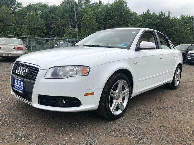 used 2008 Audi A4 car, priced at $6,495