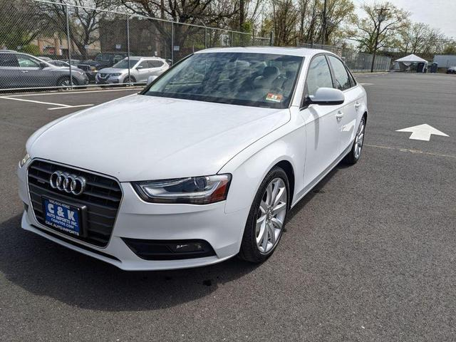 used 2013 Audi A4 car, priced at $15,495