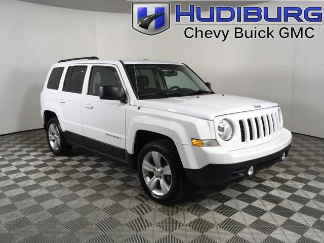 used 2016 Jeep Patriot car, priced at $16,990