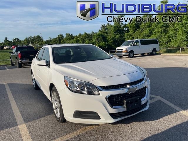 used 2015 Chevrolet Malibu car, priced at $17,490
