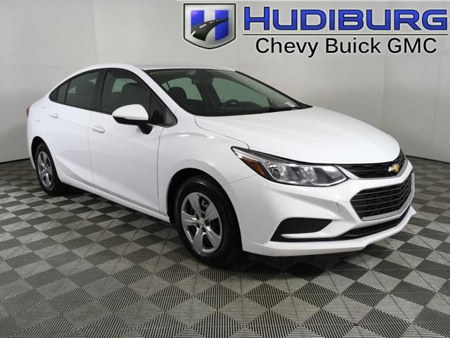 used 2018 Chevrolet Cruze car, priced at $15,900