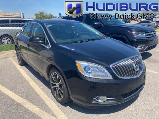 used 2017 Buick Verano car, priced at $15,990