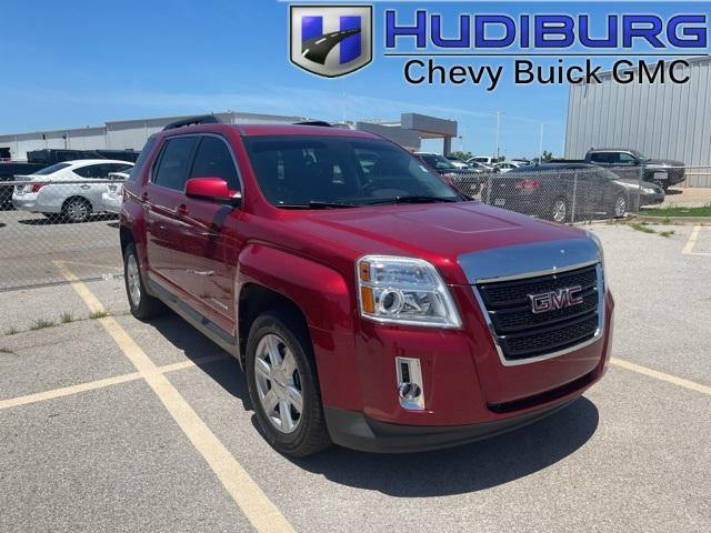 used 2015 GMC Terrain car, priced at $16,340