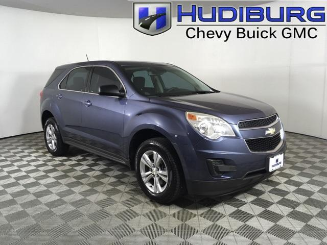 used 2013 Chevrolet Equinox car, priced at $9,574