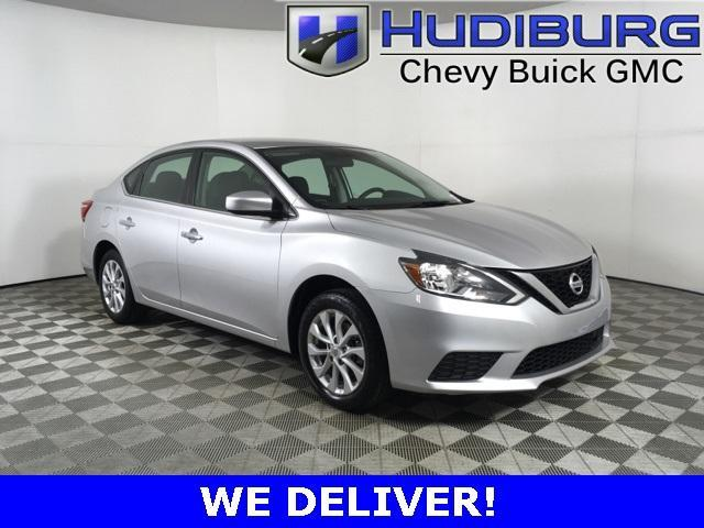 used 2019 Nissan Sentra car, priced at $16,990