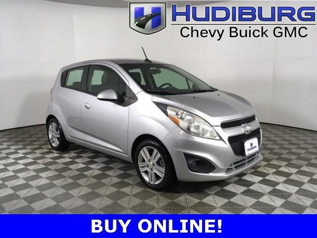 used 2014 Chevrolet Spark car, priced at $10,490