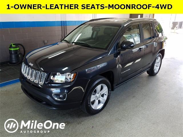 used 2015 Jeep Compass car, priced at $13,000