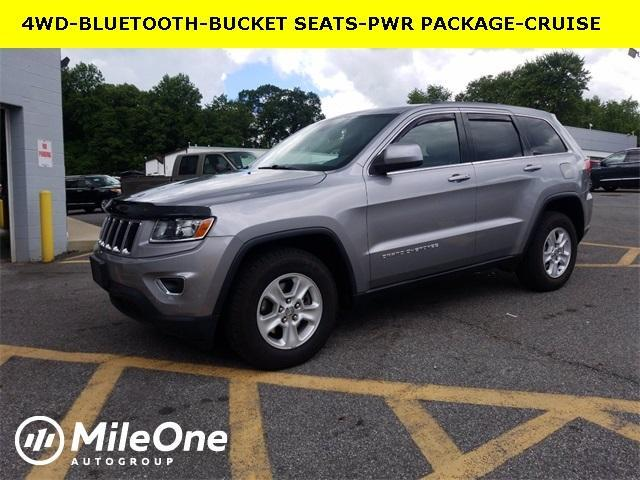 used 2014 Jeep Grand Cherokee car, priced at $16,400