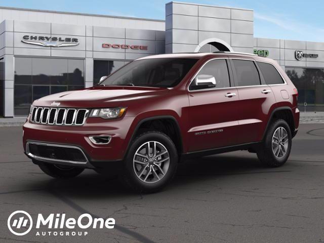 new 2021 Jeep Grand Cherokee car, priced at $42,267