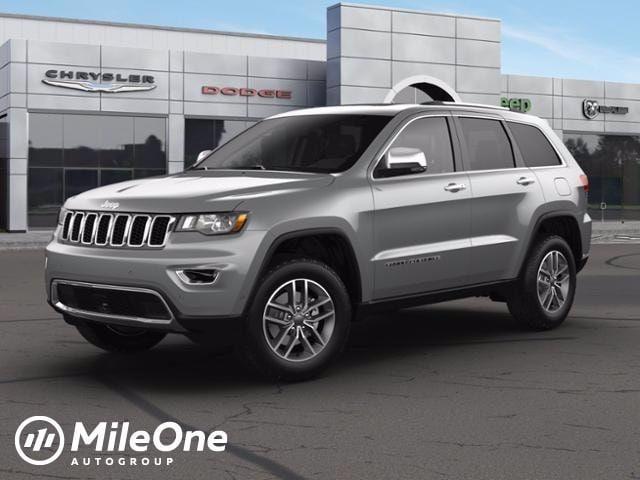 new 2021 Jeep Grand Cherokee car, priced at $41,460