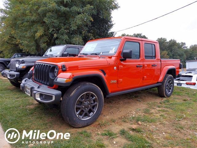new 2021 Jeep Gladiator car, priced at $48,361