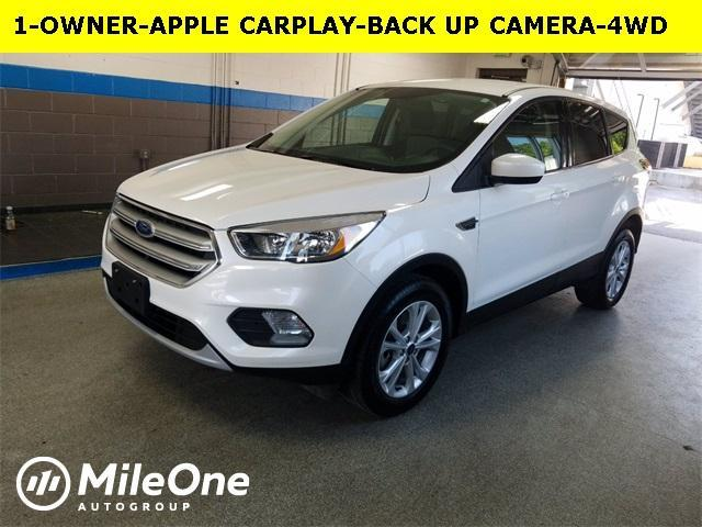 used 2019 Ford Escape car, priced at $22,000