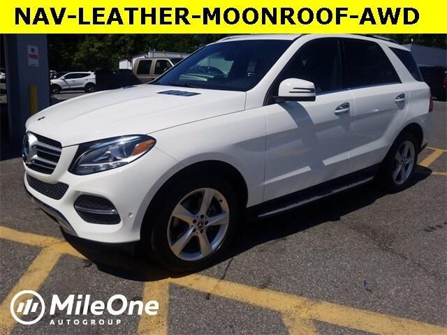 used 2018 Mercedes-Benz GLE 350 car, priced at $40,500