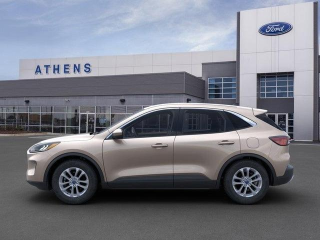 new 2021 Ford Escape car, priced at $27,650