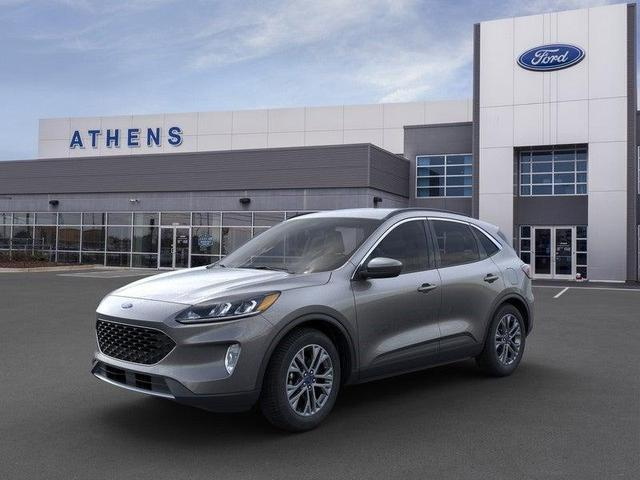 new 2021 Ford Escape car, priced at $30,310
