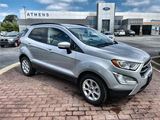 used 2019 Ford EcoSport car, priced at $18,741